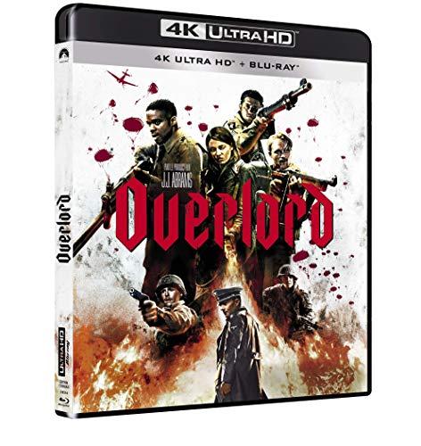 Blu-Ray 4K UHD + Blu-Ray Overlord