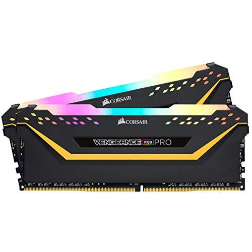 Kit Mémoire RAM DDR4 Corsair Vengeance RGB Pro TUF Edition 32 Go (2 x 16 Go) - 3200 MHz, CL16