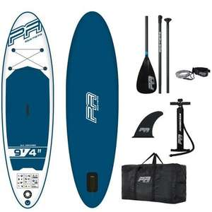 Pack Stand Up Paddle Gonflable Aqua Marina Pure Air 9.4 2021 + Accessoires (nautigames.com)