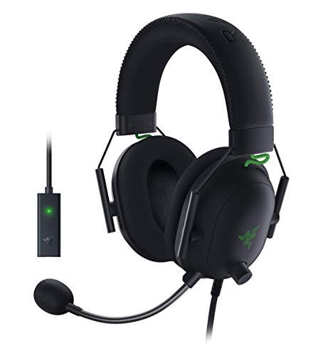 Casque audio filaire Razer BlackShark V2 - avec micro (+ 2.7€ en Rakuten Points) - Boulanger