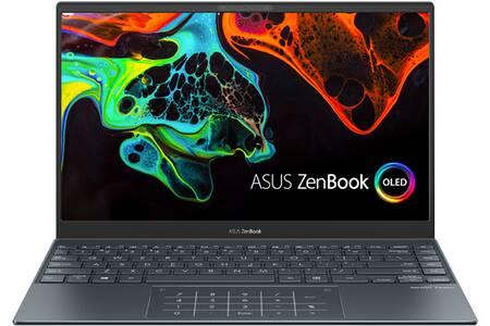 """PC Portable 13.3"""" Asus ZenBook UX325EA-KG315T - OLED, Full HD, i5-1135G7, 16 Go RAM, 512 Go SSD, Windows 10, Numpad"""