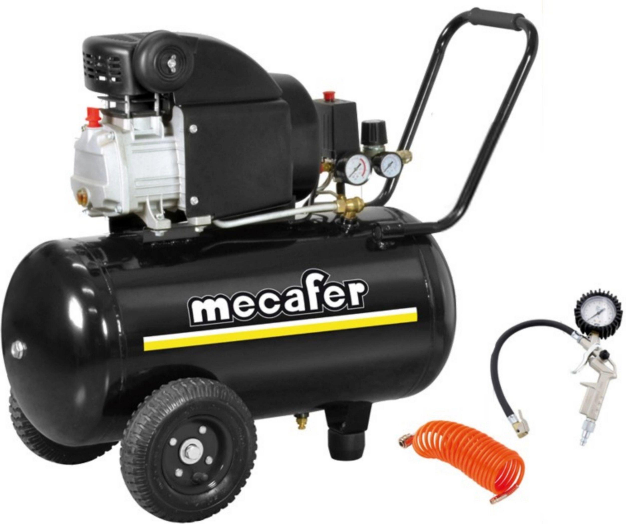 Compresseur lubrifié Mecafer 2HP - 50L