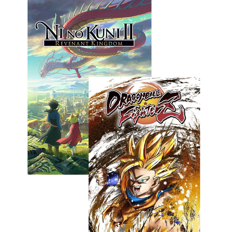 Sélection de jeux PC en promotion - Ex : Ni no Kuni II : Revenant Kingdom ou Dragon Ball FighterZ (Dématérialisé, Steam)