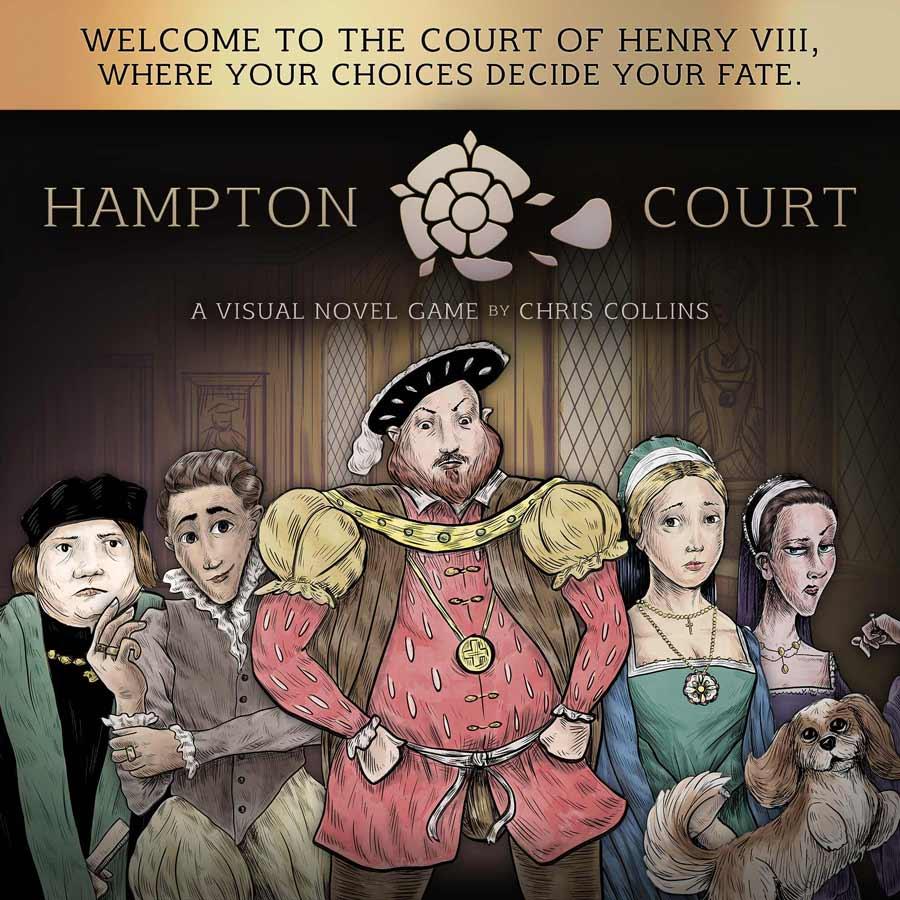 Jeu Hampton Court gratuit sur PC & Mac (Dématérialisé - DRM-Free)
