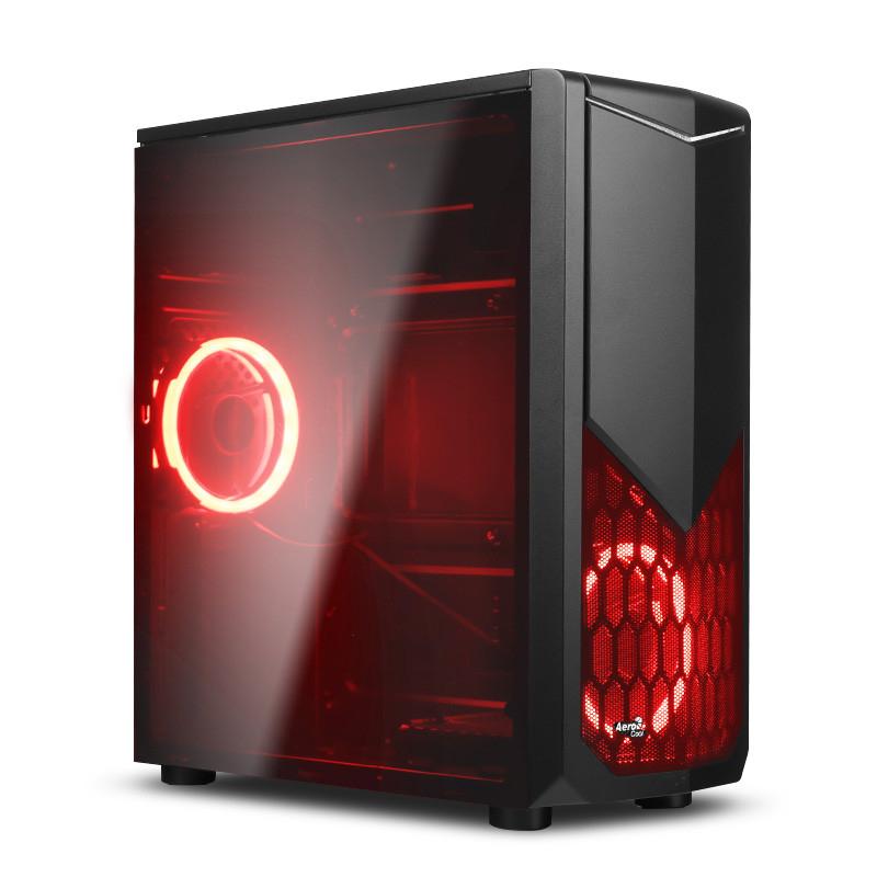 Ordinateur Agando Campo 4300R3 Eco - Ryzen 3 4300GE, 8 Go de RAM (3000), 240 Go en SSD, MSI A520M-A Pro, alim. 400W, Windows 10 Pro