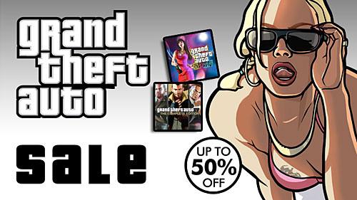 -50% sur la série Grand Theft Auto, ICO And Shadow Of The Colossus HD et Demon's Souls (Gratuits pour les abonnés PSN+ en Juin)