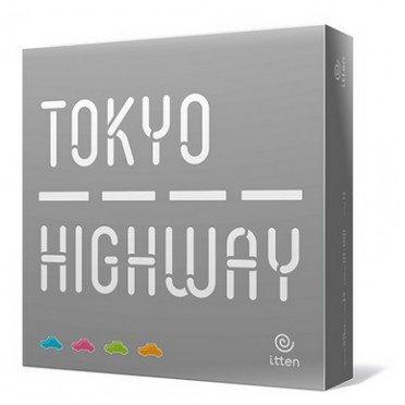Jeu de société Itten - Tokyo Highway