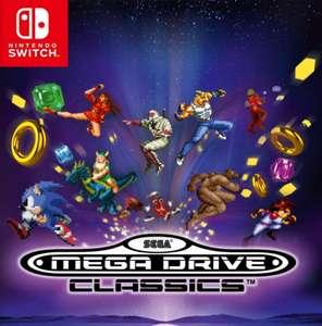 Sega Mega Drive and Genesis Classics: 58 Jeux sur Nintendo Switch (Dématérialisé)