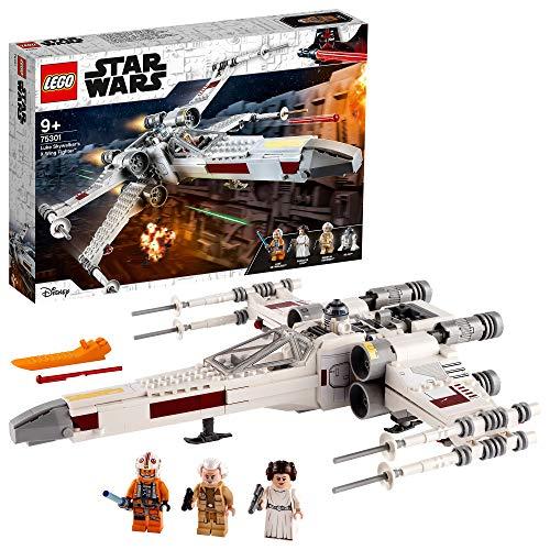 Jeu de construction Lego Star Wars 75301 - Le X-Wing Fighter de Luke