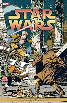 Sélection de bandes dessinées Star Wars en promotion - Ex : Classic Star Wars Tome 1 (Numérique - en Anglais)