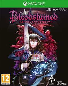 Jeu Bloodstained : Ritual of the Night sur Xbox One