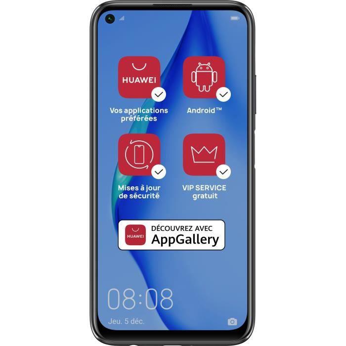 "Smartphone 6.4"" Huawei P40 Lite - 128Go (Sans Services Google)"