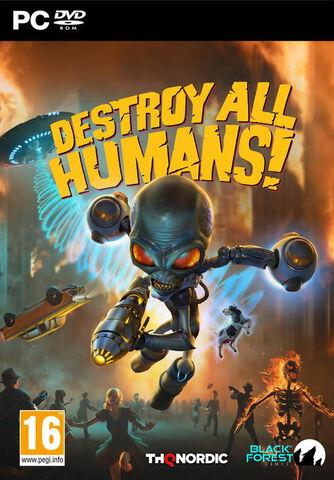 Destroy All Humans sur PC