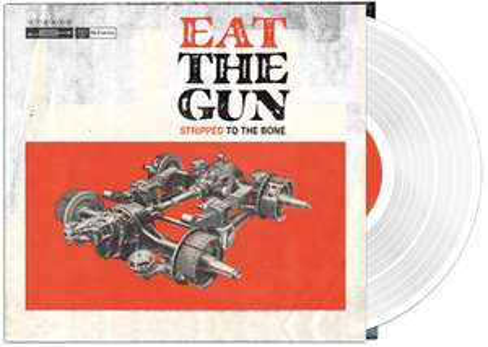 Vinyl LP Eat The Gun Stripped to the bone