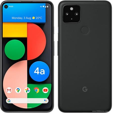 """[Adhérents] Smartphone 6.2"""" Google Pixel 4A 5G - 128 Go, Simplement Noir (+40€ offerts sur votre compte fidélité)"""