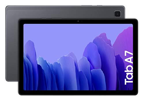"""Tablette 10.4"""" Samsung Galaxy Tab A 7 - Wi-Fi, 3 Go RAM, 64 Go (Argent ou gris)"""