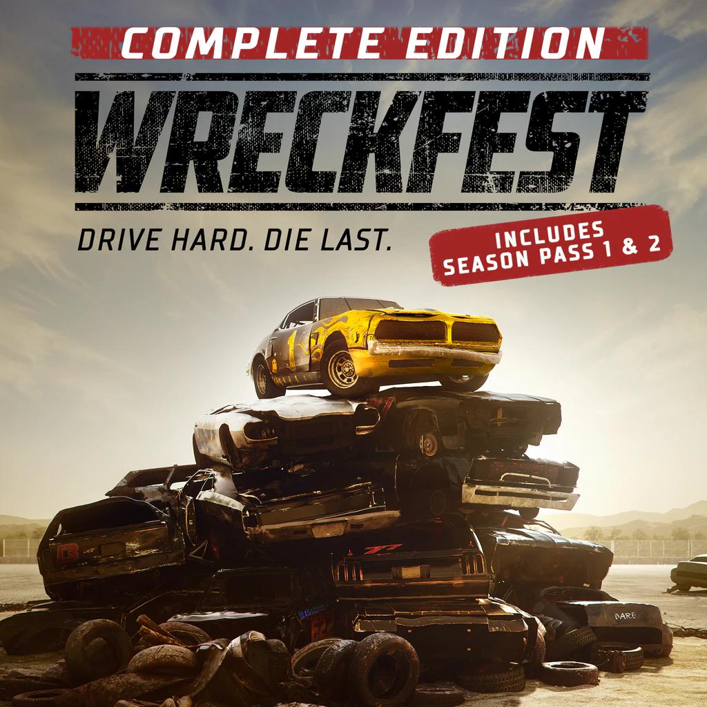 Wreckfest - Édition Complete sur Xbox One & Series X/S (dématérialisé, Store BR)