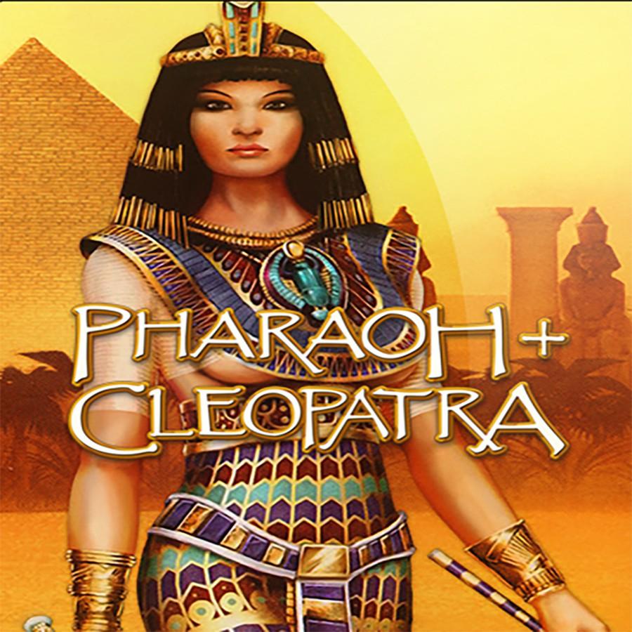 Pharaoh + Cleopatra sur PC (dématérialisé)