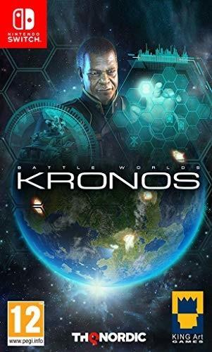 Battle Worlds: Kronos sur Switch