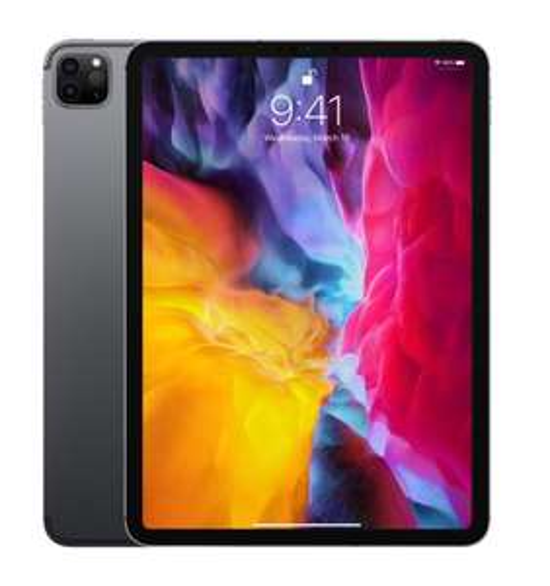 Tablette 11'' Apple iPad Pro (2020) - Wi-Fi, 128 Go, Gris sidéral