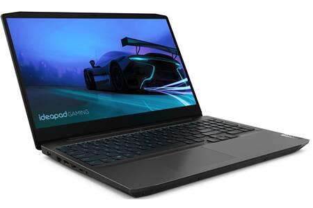 "PC Portable 15.6"" Lenovo Gaming 3 15ARH05 - Full HD IPS, Ryzen 5 4600H, GTX 1650 Ti (4Go), 8 Go RAM, 512 Go SSD, Windows 10"