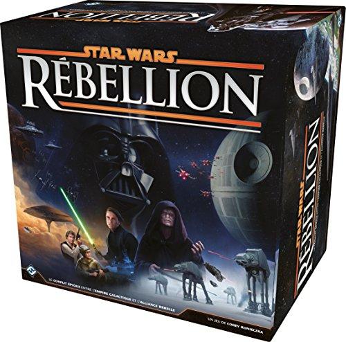 Jeu de société Asmodée Star Wars Rébellion