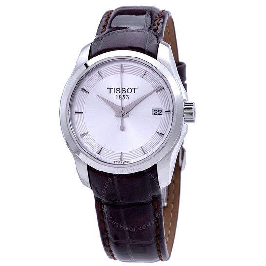 Montre Tissot T-Classic Couturier Quartz (frais de douanes et de de ports inclus)