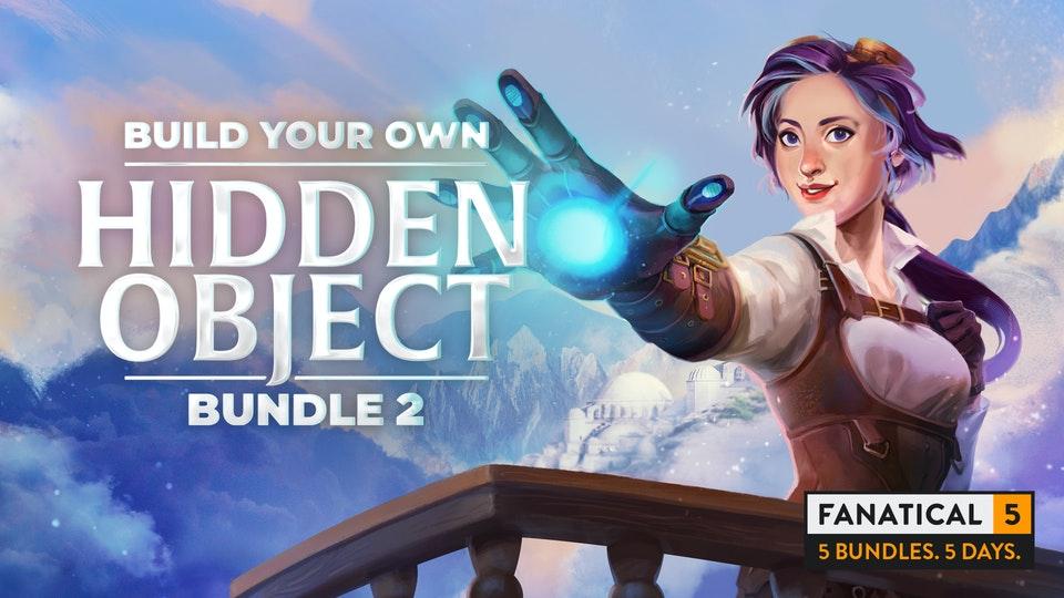 Bundle Hidden Object : 1 jeu PC parmi une sélection pour 1€, 5 pour 2.99€ ou 10 jeux pour 3.99€ (Dématérialisé, Steam)