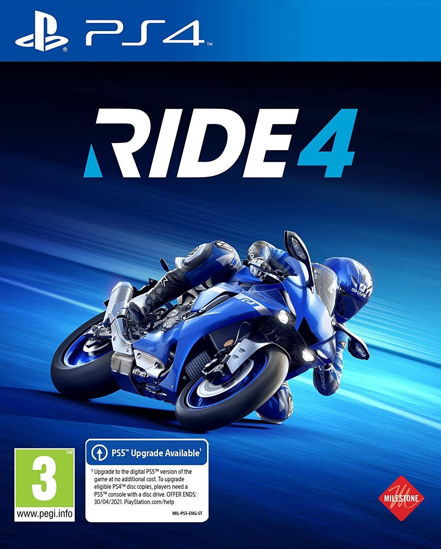 Jeu Ride 4 sur PS4