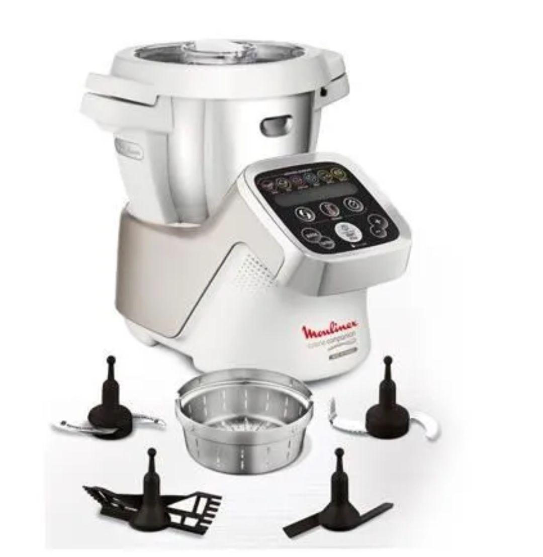 Robot multi-cuiseur Moulinex Companion HF800A10
