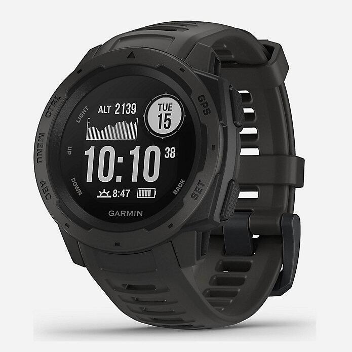 Sélection de produits en promotion - Ex : Montre connectée GPS Garmin Instinct