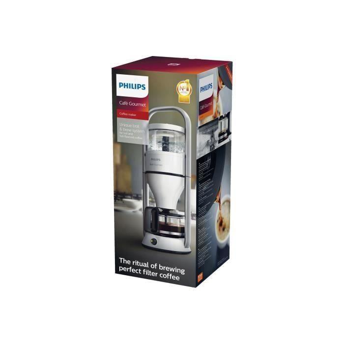 Cafetière à filtres Philips Café Gourmet HD5408 (vendeur tiers)