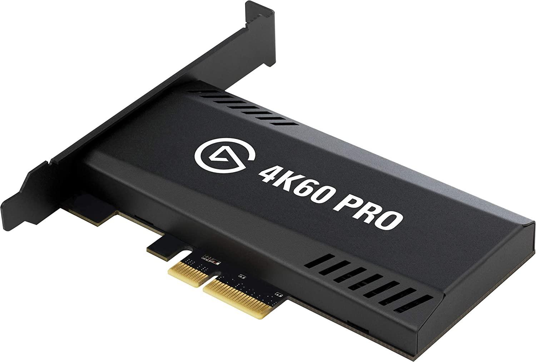 Carte d'acquisition Corsair Elgato 4K60 Pro MK.2 - PCIe, Capture 4K60, HDR10