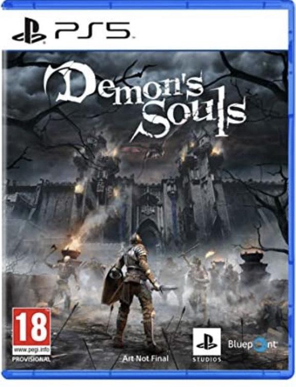Demon's Souls Remake sur PS5