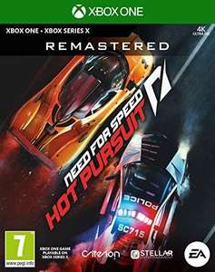 Need for Speed Hot Pursuit Remastered sur Xbox One (Import Italie)