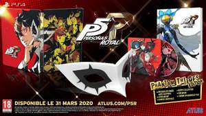 """Persona 5 Royal Édition Collector """"Phantom Thieves"""" PS4"""