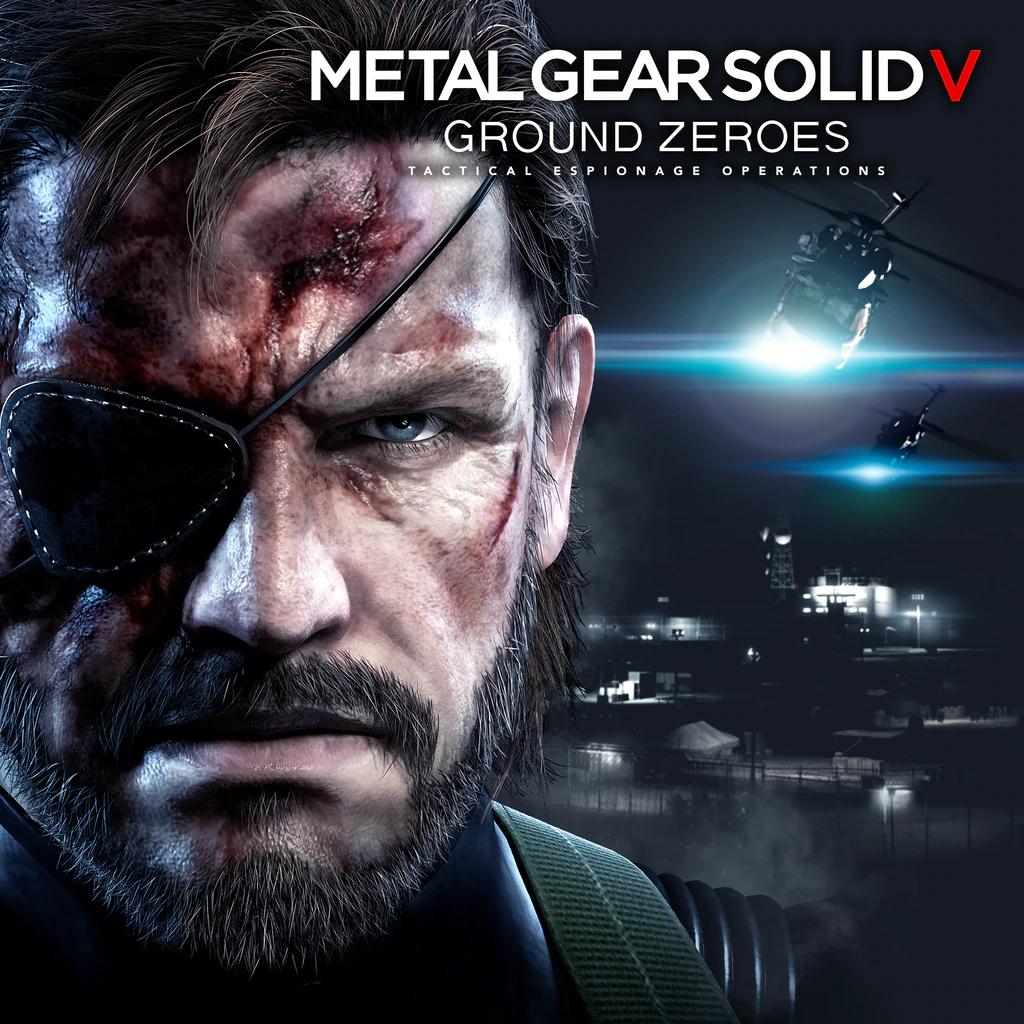Jeu Metal Gear Solid V: Ground Zeroes sur PS4 (Dématérialisé)