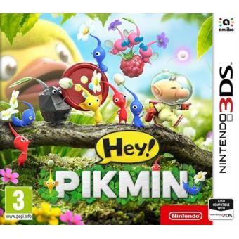 Sélection jeux Nintendo 3DS à 4,99€ - Ex : Hey ! Pikmin