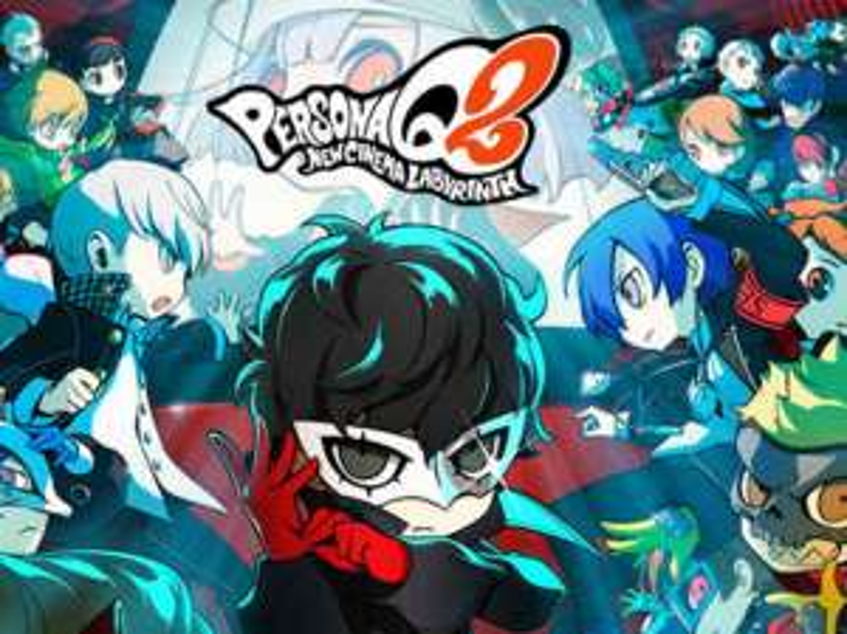 Persona Q2: New Cinema Labyrinth sur Nintendo 3DS (Dématérialisé)
