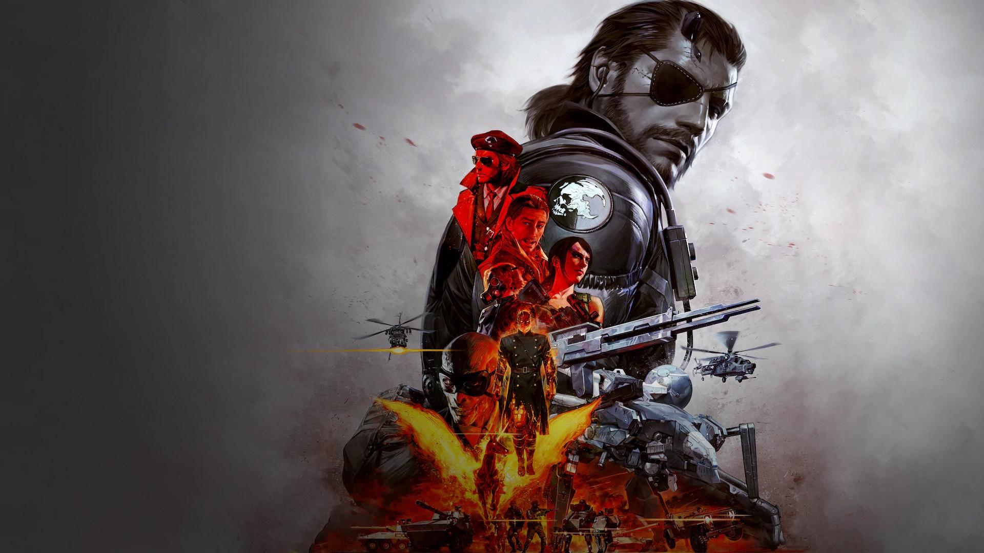 Metal Gear Solid V: The Definitive Experience sur PS4 (Dématérialisé)