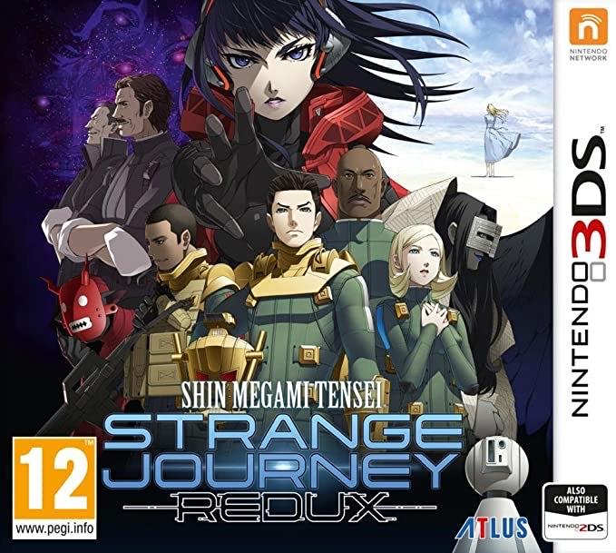 Shin Megami Tensei: Strange Journey Redux sur Nintendo 3DS (Dématérialisé)