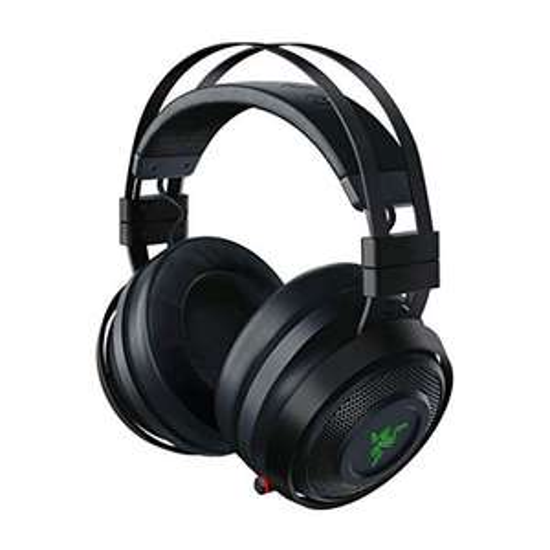 Casque audio sans fil Razer Nari Ultimate - THX Spatial Audio 360°, Coussin de gel rafraîchissant, RGB Chroma