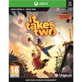 It Takes Two sur Xbox One et PS4