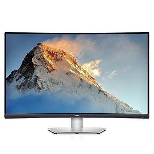 """Ecran 32"""" Dell S3221QS - 4K, Dalle VA incurvée, 60 Hz, Freesync, pied réglable"""