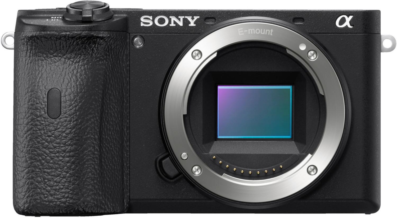 Appareil photo numérique hybride Sony Alpha 6600 - 24.2 Mpix, Exmor CMOS, monture Sony-E, boitier nu (+ 100€ en Rakuten Points)