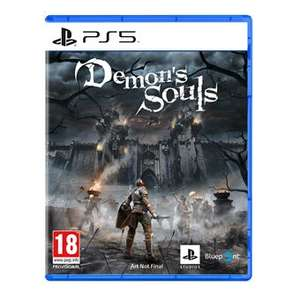 Demon's Souls sur PS5