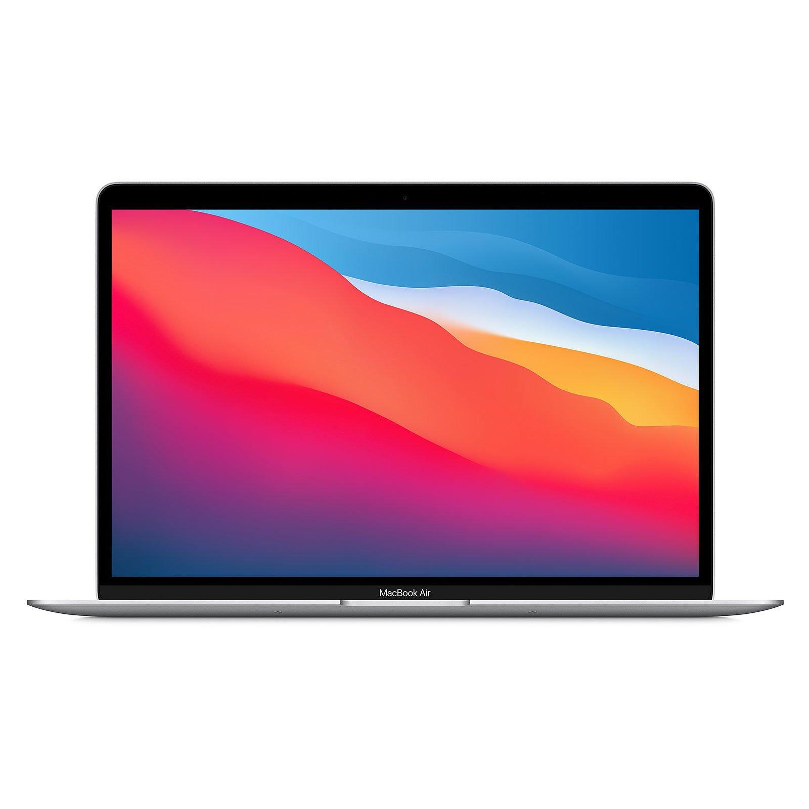 """[Adhérents] PC Portable 13,3"""" Apple MacBook Air - Écran WQHD, M1, 16 Go RAM, 256 Go SSD (+120€ sur le compte fidélité pour les adhérents)"""
