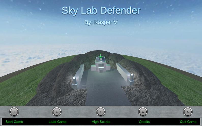 Jeu Sky Lab Defender gratuit sur PC (Dématérialisé - DRM-Free)