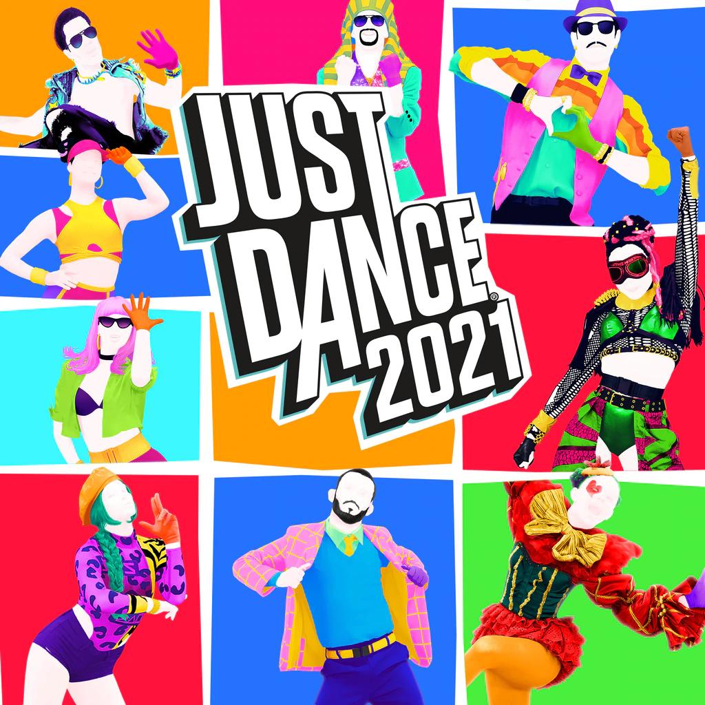Just Dance 2021 sur Switch (dématérialisé)