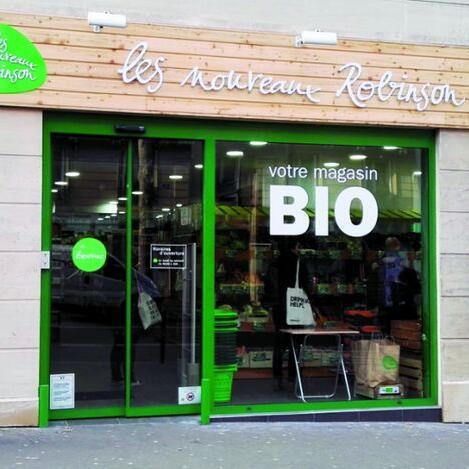 """20€ à dépenser pour 10€ dans les magasins Bio """"Les nouveaux Robinsons"""" (coopérative Bio en Ile-de-France - 75)"""